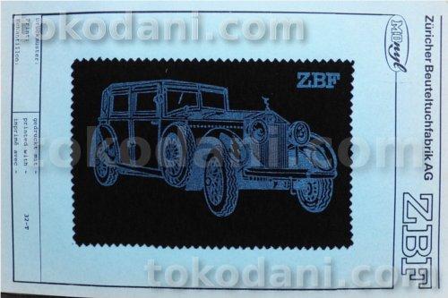 Contoh Sablon dengan kain screen No. 32T
