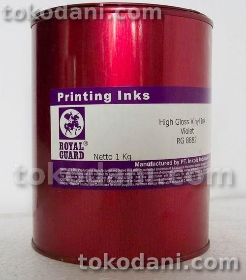 Tinta basis minyak merek Royal Guard (RG)