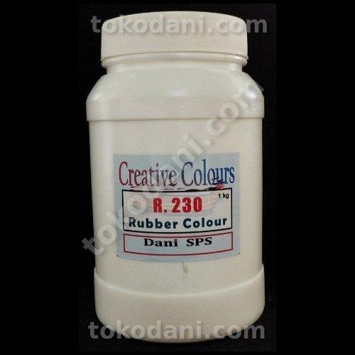 Pertanyaan Minggu Ini: Mencampur Rubber Colour dengan Pigment Warna