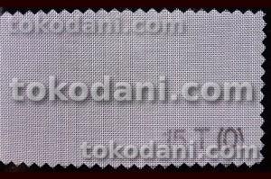 kain sablon atau screen printing nylon mesh No. 15T
