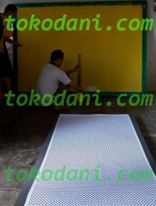 afdruk screen frame aluminium