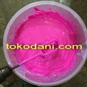 mencampur warna sablon c