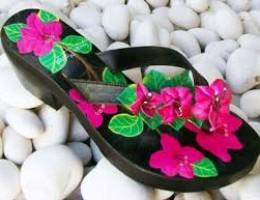 sandal-kulit-bugenville